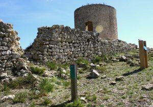 SL-C 100 Castell Vell de Olivella